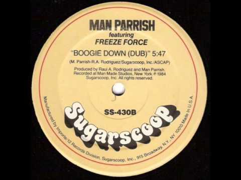 Man Parrish - Boogie Down Bronx (Dub Mix)