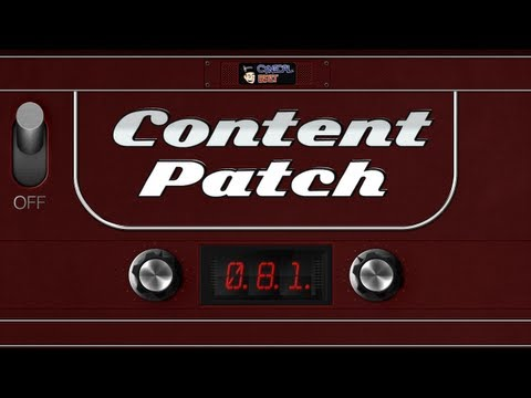 Content Patch - May 7th, 2013 - Ep. 081 [EA Star Wars, Sims 4, SimCity]