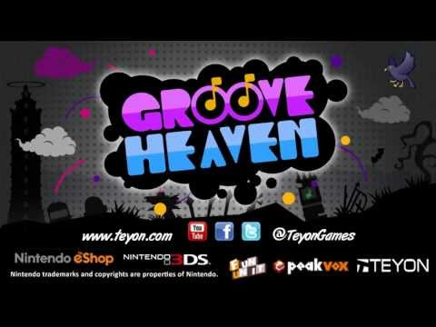 Groove Heaven (Nintendo 3DS/eShop) Trailer by Teyon