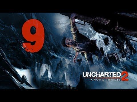 Uncharted 2: Among Thieves #9 Путь света (Прохождение)