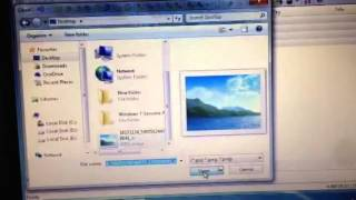 How to set a photo on mp3 audio song