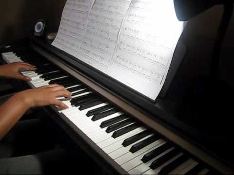 Baby - Justin Bieber ft. Ludacris (Piano Cover) by aldy32