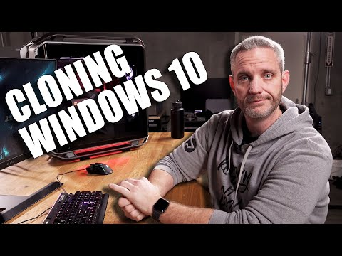 How to clone Windows 10 - The Free and Easy way!