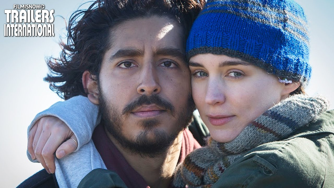 LION starring Dev Patel Rooney Mara | Official Trailer [HD]