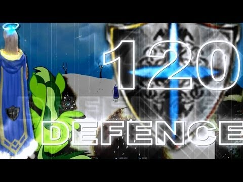 RuneScape – 120 Defence Achieved! | iDragy