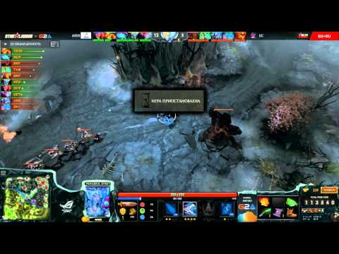 LC vs Asus PolaR  SLTV 12 Europe GS2 Group 1 game 2
