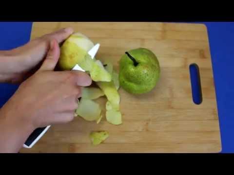 Рецепт приготовления грушевого пюре для детского питания в блендере VITEK VT-3400 BW