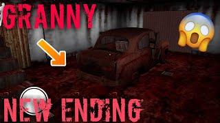 GRANNY NEW CAR ENDING | Granny New Ending | Rayn