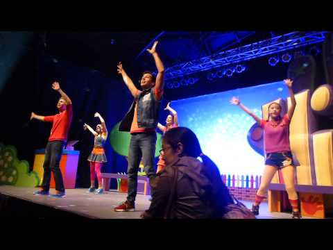 Hi-5 House Party in Manila 2013 - Wish Upon A Star