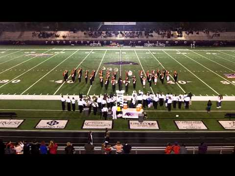 Ramay Junior High School Marching Band 10/25/12