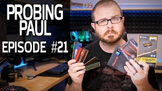 What's Better: Memory Speed or Memory Timings? - Probing Paul #21