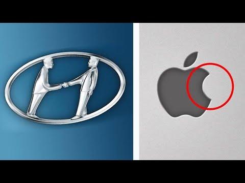 فيديو: 10 معلومات مثيرة حول معاني شعارات أشهر الماركات العالمية