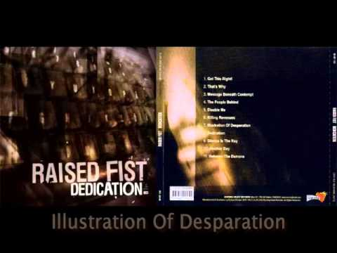 Raised Fist - Between The Demons