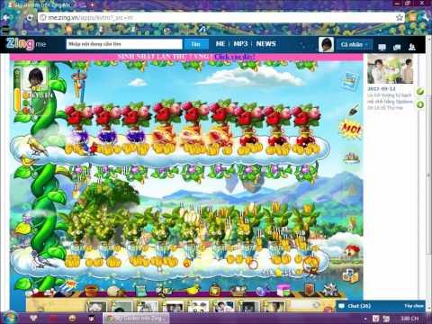 Game | Trộm tiền trông Khu Vườn Trên Mây Zing Me | Trom tien trong Khu Vuon Tren May Zing Me
