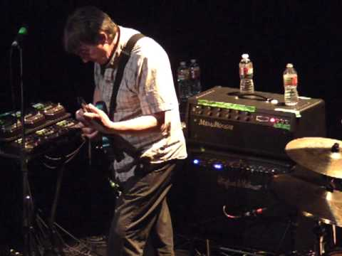 Allan Holdsworth at The Kessler Theater in Dallas, Texas