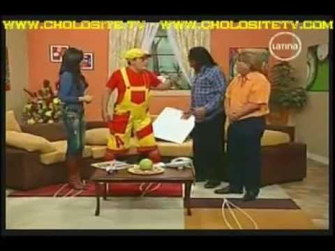 Arturito y Perla Berrios - El especial del humor
