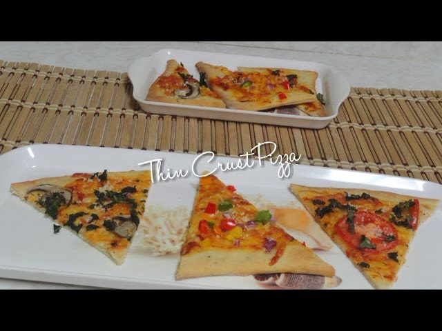 sddefault Homemade Pizza(Start to finish recipe including pizza dough, sauce and toppings...)   By Bhavana