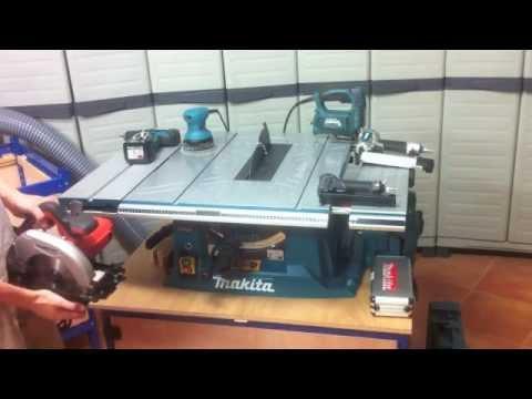 Cierra de mesa para carpinteria