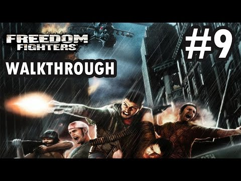 Freedom Fighters - Movie Theater - Mission 9 (Walkthrough)