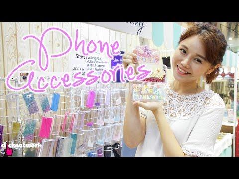 Phone Accessories  - Budget Barbie: EP114