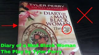 ✅  Diary of a Mad Black Woman The Play by Tyler Perry Review