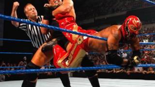 SmackDown: Mysterio & Big Show vs. Swagger & Rhodes