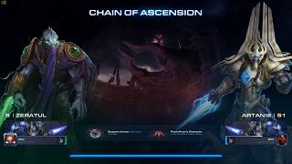Starcraft 2 - Coop - Chain of Ascension - Brutal - Zeratul
