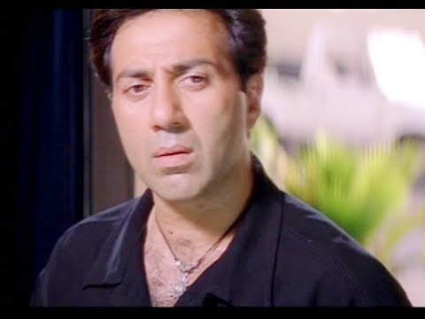Manish Koirala Irritates Sunny Deol - Champion Movie - Comedy Scene video