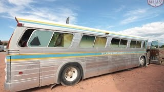 Bus Conversion - 1962 GM Coach Turned Tiny Home