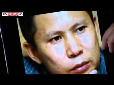 China Jails Lawyer Xu Zhiyong For Four Years