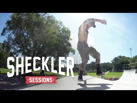 Sheckler Sessions - Waterloo and Bird Poo - S4E4