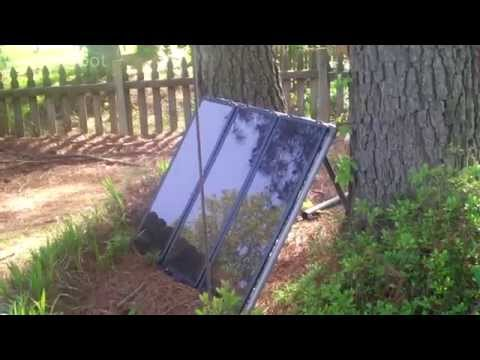 Harbor Freight 45 Watt Solar Kit Review