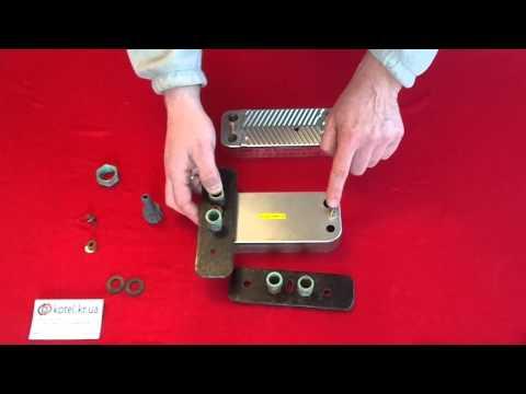 Как промыть теплообменник обратным ходом купить теплообменник для газового котла беретта 24