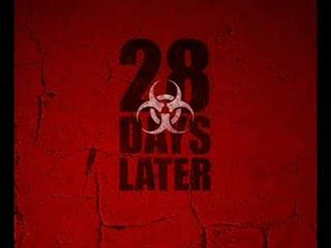 28 Days Later soundtrack In the house, In a Heartbeat