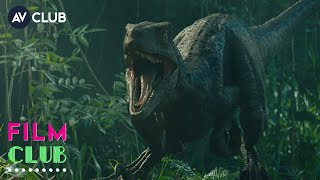 Jurassic World: Fallen Kingdom | Discussion & Review | Film Club