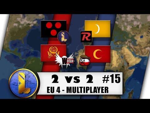 ATAKUJEMY !!! | Europa Universalis 4 Multiplayer | 15