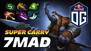 7Mad Magnus | SUPER CARRY | Dota 2 Pro Gameplay
