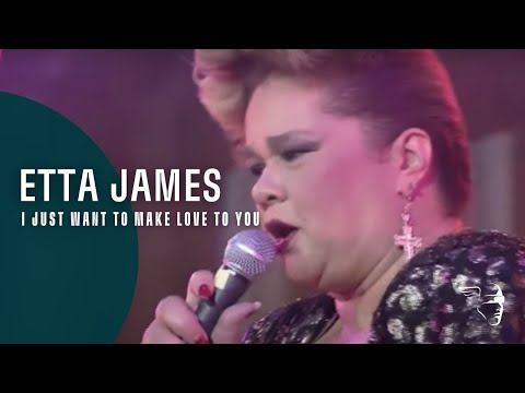Etta James - I Just Want To Make Love To You (Live at Montreux 1993)