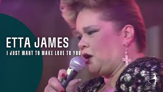 Etta James I Just Want To Make Love To You Live At Montreux 1993