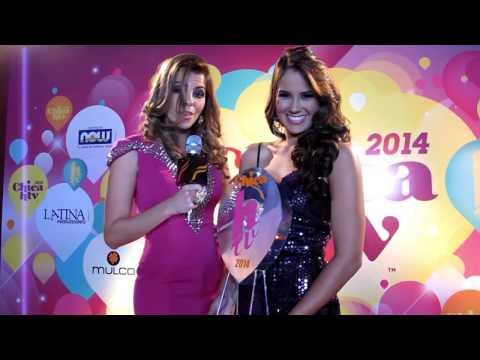 Chica HTV 2014