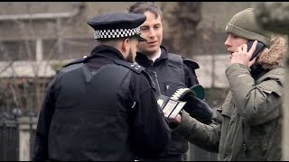 Police Impersonators Get Caught in The Act