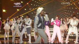 [111223] B1A4 - '?? (Couple)' + '?? ?? ?? (Angel Without Wings)' Group Stage