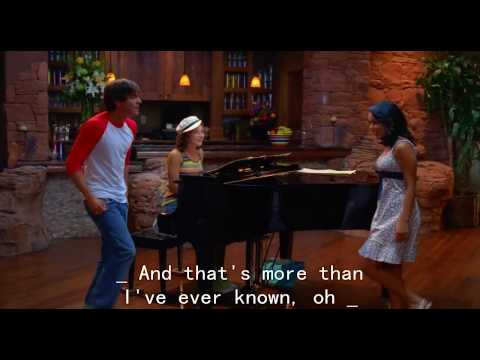 Gabriella And Troy - Music In Me