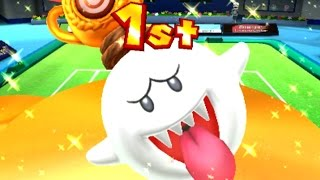 Mario Sports Superstars - All Trophy Celebrations (Victory Animations)