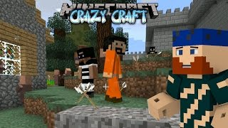 Minecraft | YesMen Crazy Craft | #1 PRISON BREAK