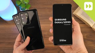 Samsung Galaxy S20 / S20 Plus / S20 Ultra | First Look Hands On Comparison