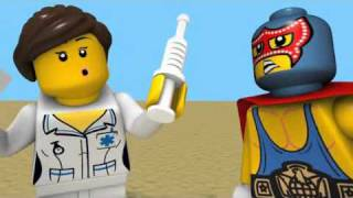 LEGO Minifigures Funny Movie - Juggler