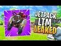 *NEW LEAKED* Jetpack and Shotguns ONLY LTM Coming Soon! - Fortnite: Battle Royale thumbnail