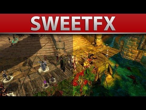 Guild Wars 2 Dat SweetFX