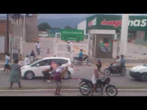 Saqueos en Tucuman